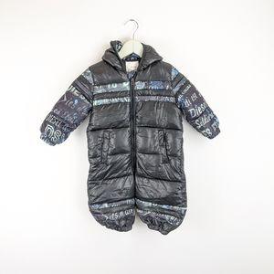 Diesel Infant Snowsuit